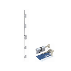 Fechadura de segurança 05 pontos – 20 pinos ref. 60205