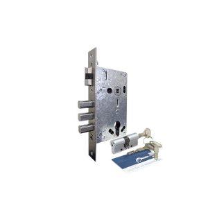 Fechadura de segurança 03 pinos 70x55mm ref. 60191